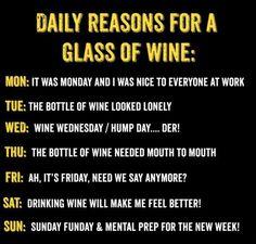 Just in case you needed one. Wine Jokes, Wine Meme, Wine Funnies, Funny Wine, Traveling Vineyard, Wine Down, Wine Guide, Wine Signs, Coffee Wine
