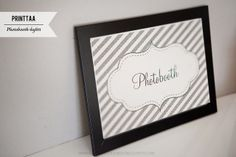 PRINTIT: Photobooth -kyltti