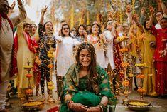 Haldi Function, Wedding Shoot, Family Fun at Wedding, Bridal Photography, Indian Traditions, Family Photoshoot, Indian Wedding Haldi Function, Teal Skirt, Royal Red, Wedding Function, Bridal Photography, Wedding Favours, Bridal Looks, Wedding Shoot, Wedding Inspiration