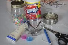 vaseline or petroleum jelly with kool aid makes a great gloss {DIY}