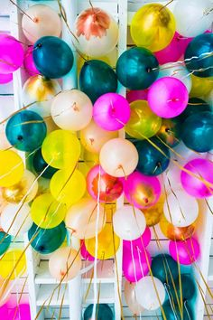 &SUUS | Hooray for the winners | ensuus.blogspot.nl | pictures by Design Love Fest | Party Balloons