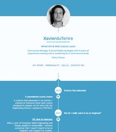 sumry web resume builder