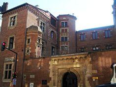 L'Hôtel particulier du vieux raisin à Toulouse © Les pieds dans les nuages #visiteztoulouse