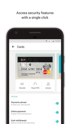 N26 – Banking by Design- screenshot