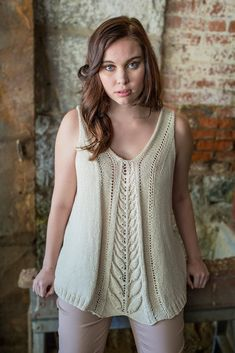 Ravelry: Shim by Norah Gaughan
