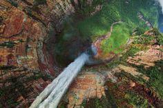 Salto del Angel Venezuela