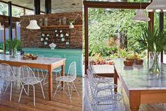 Ideas para equipar tu comedor  Las sillas Bertoia son un clásico de clásicos  - Revista Living