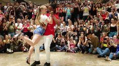 Jojo & Mickaela stage al Feeling Kizomba Festival 2017 di Madrid