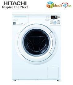 Hitachi BD-W75TSP 7.5 kg Front Loading Washing Machine @ Rs.36,280/-