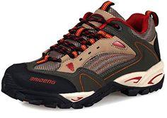 JiYe Men's Ventilator Prime Stretch Hiking Shoe,Orange,9 M US * Continue @ https://www.amazon.com/gp/product/B00O0JGCEU/?tag=homeimprtip08-20&pde=110816032053