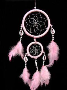 Dream Catcher with Feathers-pink, http://www.amazon.com/dp/B008S55UPO/ref=cm_sw_r_pi_awdm_gYU0sb1QPNCNJ