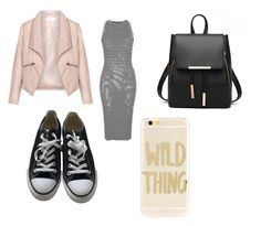 """""""salida !! ,"""" by yarlin-perez on Polyvore featuring Topshop, Zizzi, Converse and Sonix"""