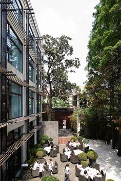 URBN Hotel A00 Architecture