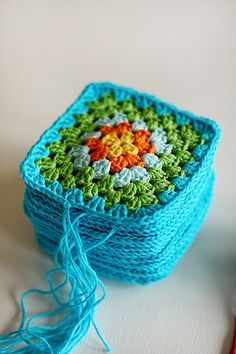 Granny Crush #crochet