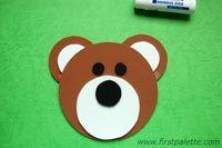 Step 4 Circles Bear