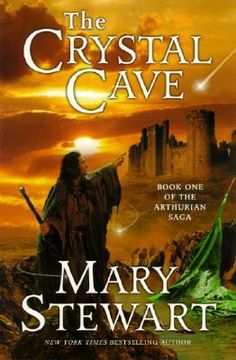 The Crystal Cave (Arthurian Saga, #1):  One of the first fantasy genre books I ever read when I was about 11, leading me headlong into to my obsession with the Middle Ages.