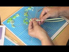 ▶ Quilling Basis figurer 2 - YouTube