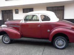 CHEVY DE LUXE 1939