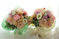 ・・・・・・・・・・・・・まさか二つもお花をお願いすることになるとは、結婚式のブーケをお願いした時の私はこれっぽっちも思っていなかっただろうなぁ~と、いた...