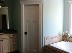 Craftsman Style Door in Kelsea Model