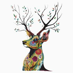 Deer Flower