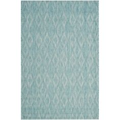 You'll love the Estella Aqua Area Rug at AllModern - With Great Deals on modern Décor  products and Free Shipping on most stuff, even the big stuff.