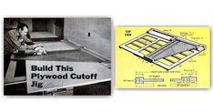Imágenes Panel Saw, Plywood, How To Plan, Diy, Hardwood Plywood, Bricolage, Do It Yourself, Homemade, Diys