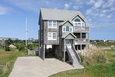 HATTERAS Vacation Rentals | Ocean Paradise - Oceanside Outer Banks Rental | 790 - Hatteras Rental