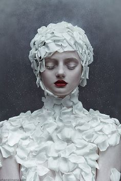 Fashion Photography by Zhang Jingna | Cuded