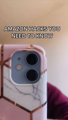 Iphone Life Hacks, Teen Life Hacks, Life Hacks For School, Amazing Life Hacks, Simple Life Hacks, Useful Life Hacks, Hacking Websites, Life Hacks Websites, Amazon Hacks