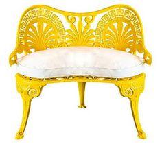 why not gloss yellow!.