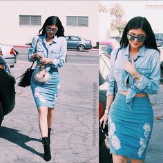 Kylie is my role model