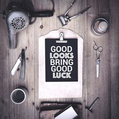 #LetThisDayBe filled with good luck! #WednesdayWisdom #LibertyBarberShop #NYC