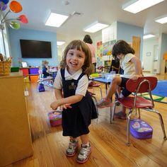 We love the new toddler program! #wyomingseminary