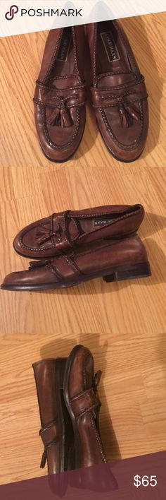 End of the year sale⏳ Ladies COLE HAAN  Loafers Ladies Brown COLE HAAN  Dress Loafers Size 7.5 AA. Price is firm. Cole Haan Shoes Flats & Loafers