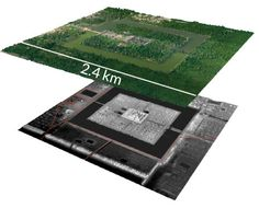 Lasers unveil secrets and mysteries of Angkor Wat