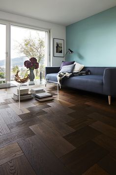 Keeping Hard Wood Flooring Looking Its Best Direct Wood Flooring, Wood Tile Floors, Parquet Flooring, Wooden Flooring, Hardwood Floors, Wood Floor Design, Living Room Flooring, Home Decor Furniture, Room Decor
