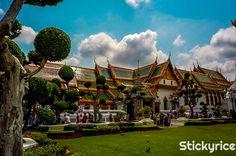 Planea fácilmente aquí tu visita a #Bangkok. Con nosotros pude planificar tu vista a la capital de #Tailandia en unos sencillos pasos. http://bangkok.stickyrice.co/planea-facilemnte-aqui-tu-visita-a-bangkok/ พระบรมมหาราชวัง (The Grand Palace) en พระนคร, กรุงเทพมหานคร