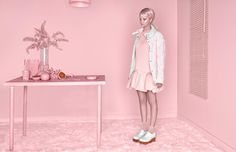 Il surrealismo color block di Carolina Mizrahi - Chic Style