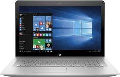"HP - Envy 17.3"" Touch-Screen Laptop - Intel Core i7 - 16GB Memory - 1TB Hard Drive - Natural Silver, M7-U109DX"