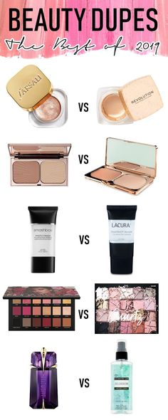 Sharing the best drugstore beauty dupes for 2019 - from Huda Charlotte Tilbury S. - - Sharing the best drugstore beauty dupes for 2019 - from Huda Charlotte Tilbury Smashbox and more Makeup Palette Best Storage Organization 2019 Makeup . Beauty Blogs, Makeup And Beauty Blog, Best Beauty Tips, Beauty Hacks, Beauty Secrets, Skincare Dupes, Drugstore Makeup Dupes, Beauty Dupes, Image Skincare