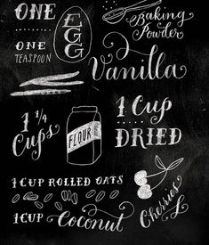 I like this idea, want to use it as a chalkboard wall showing wheremy ingredients came from