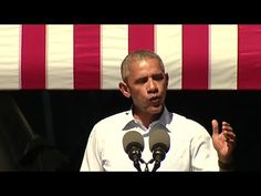 Obama's Speech on 20th Annual Lake Tahoe Summit