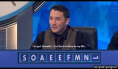 8 out of 10 cats, Jon Richardson British Sitcoms, British Comedy, Jon Richardson, 8 Out Of 10 Cats, Comedy Actors, British Humor, Great British, Funny People, Comedians