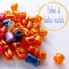 perline plastica riciclata