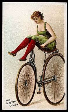 Artfully Musing: Bicycles