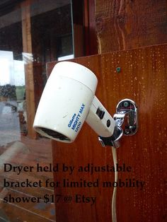 Adjustable bracket to hold a wide variety of dryer by homeinnovate, $17.00