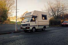 Mini camping-car