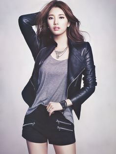 suzy bae | Miss A Miss A Suzy – Elle Magazine November Issue '13