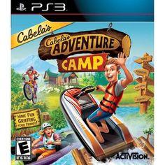 Cabelas Adventure Camp (Move) (PlayStation 3)